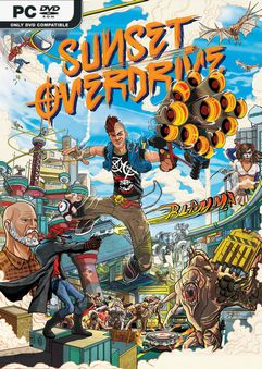 日落过载(Sunset Overdrive) 免安装绿色中文破解版