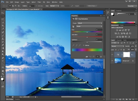 Adobe Photoshop CS6中文破解版截图