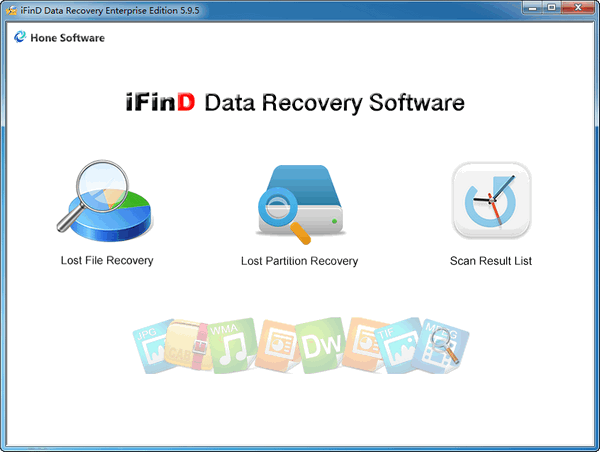 iFind Data Recovery破解版