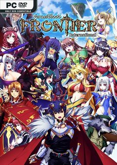VenusBlood FRONTIER International Steam破解版(含全CG存檔)
