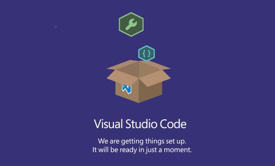 Visual Studio Code截圖