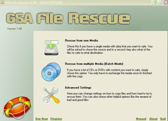 GSA File Rescue下载