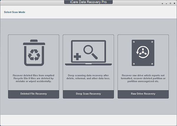 iCare Data Recovery破解版